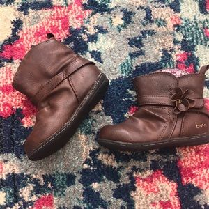 boc Shoes - Toddler brown  ankle BOC boots size 8